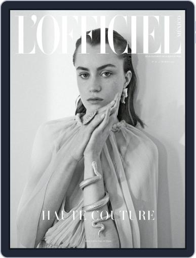 L'Officiel Mexico (Digital) March 1st, 2020 Issue Cover