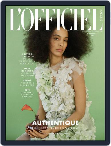L'Officiel Mexico (Digital) February 1st, 2020 Issue Cover