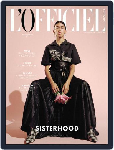 L'Officiel Mexico (Digital) October 1st, 2019 Issue Cover
