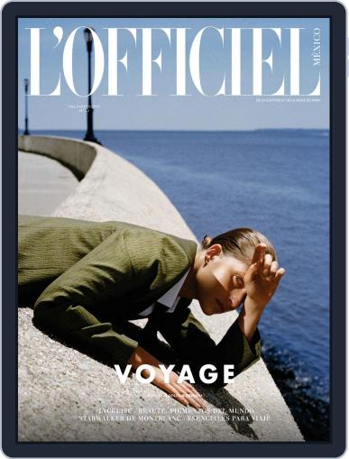 L'Officiel Mexico (Digital) August 1st, 2019 Issue Cover