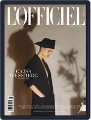 L'Officiel Mexico (Digital) Subscription December 1st, 2017 Issue