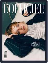 L'Officiel Mexico (Digital) Subscription October 1st, 2017 Issue