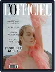 L'Officiel Mexico (Digital) Subscription May 1st, 2016 Issue