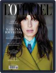 L'Officiel Mexico (Digital) Subscription October 31st, 2015 Issue