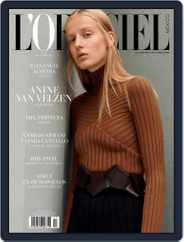 L'Officiel Mexico (Digital) Subscription September 30th, 2015 Issue