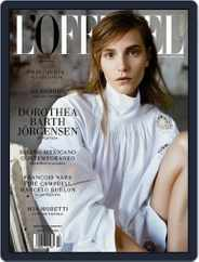 L'Officiel Mexico (Digital) Subscription May 31st, 2015 Issue