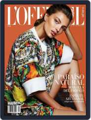 L'Officiel Mexico (Digital) Subscription June 30th, 2014 Issue