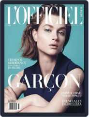 L'Officiel Mexico (Digital) Subscription April 30th, 2014 Issue