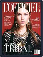 L'Officiel Mexico (Digital) Subscription March 31st, 2014 Issue