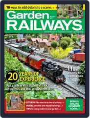 Garden Railways (Digital) Subscription August 1st, 2017 Issue