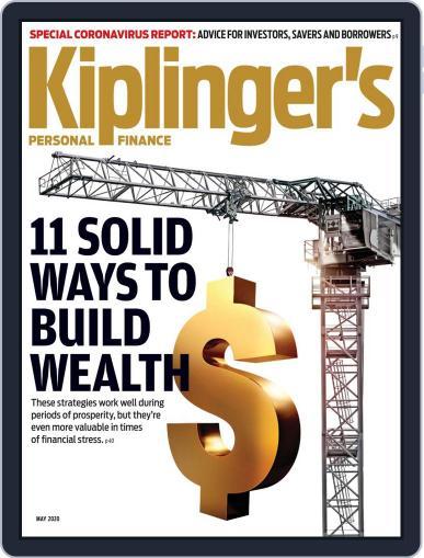 Kiplinger's Personal Finance (Digital) May 1st, 2020 Issue Cover