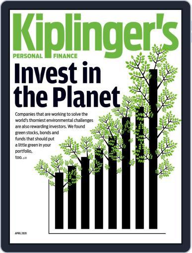 Kiplinger's Personal Finance (Digital) April 1st, 2020 Issue Cover