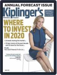 Kiplinger's Personal Finance (Digital) Subscription January 1st, 2020 Issue