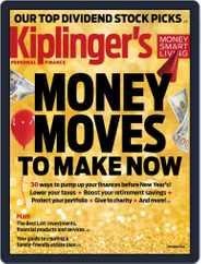 Kiplinger's Personal Finance (Digital) Subscription December 1st, 2018 Issue