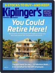 Kiplinger's Personal Finance (Digital) Subscription August 1st, 2018 Issue