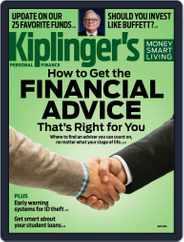 Kiplinger's Personal Finance (Digital) Subscription May 1st, 2018 Issue