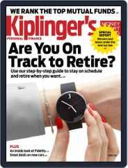 Kiplinger's Personal Finance (Digital) Subscription February 2nd, 2018 Issue