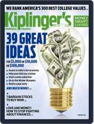 Kiplinger's Personal Finance (Digital) Subscription February 1st, 2018 Issue