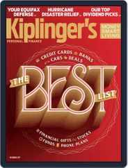 Kiplinger's Personal Finance (Digital) Subscription December 1st, 2017 Issue