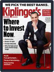 Kiplinger's Personal Finance (Digital) Subscription July 1st, 2017 Issue