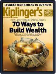Kiplinger's Personal Finance (Digital) Subscription April 1st, 2017 Issue