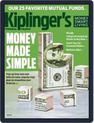 Kiplinger's Personal Finance (Digital) Subscription March 24th, 2017 Issue