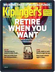 Kiplinger's Personal Finance (Digital) Subscription March 1st, 2017 Issue