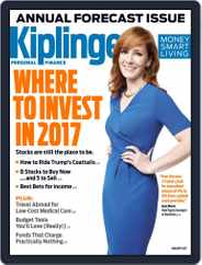 Kiplinger's Personal Finance (Digital) Subscription January 1st, 2017 Issue
