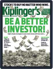 Kiplinger's Personal Finance (Digital) Subscription November 1st, 2016 Issue