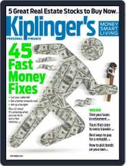 Kiplinger's Personal Finance (Digital) Subscription September 1st, 2016 Issue