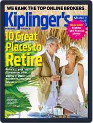 Kiplinger's Personal Finance (Digital) Subscription August 1st, 2016 Issue