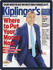 Kiplinger's Personal Finance (Digital) Subscription July 1st, 2016 Issue