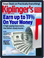 Kiplinger's Personal Finance (Digital) Subscription June 1st, 2016 Issue