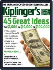Kiplinger's Personal Finance (Digital) Subscription February 1st, 2016 Issue