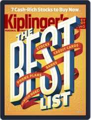 Kiplinger's Personal Finance (Digital) Subscription December 1st, 2015 Issue