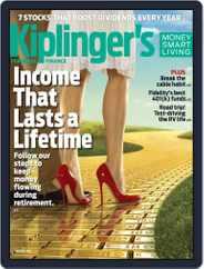 Kiplinger's Personal Finance (Digital) Subscription October 1st, 2015 Issue