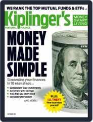 Kiplinger's Personal Finance (Digital) Subscription September 1st, 2015 Issue