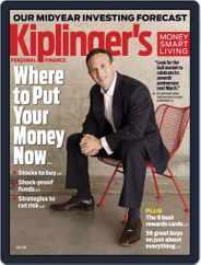 Kiplinger's Personal Finance (Digital) Subscription July 1st, 2015 Issue