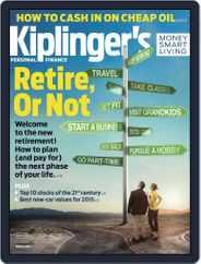 Kiplinger's Personal Finance (Digital) Subscription March 1st, 2015 Issue