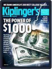 Kiplinger's Personal Finance (Digital) Subscription December 26th, 2014 Issue