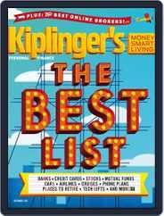 Kiplinger's Personal Finance (Digital) Subscription December 1st, 2014 Issue