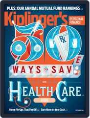 Kiplinger's Personal Finance (Digital) Subscription July 23rd, 2014 Issue