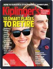 Kiplinger's Personal Finance (Digital) Subscription June 18th, 2014 Issue