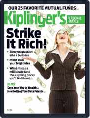 Kiplinger's Personal Finance (Digital) Subscription March 26th, 2014 Issue