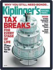 Kiplinger's Personal Finance (Digital) Subscription February 20th, 2014 Issue
