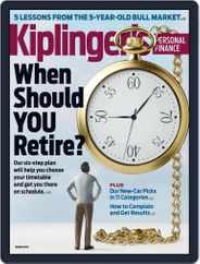 Kiplinger's Personal Finance (Digital) Subscription January 22nd, 2014 Issue