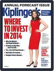 Kiplinger's Personal Finance (Digital) Subscription November 20th, 2013 Issue