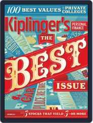 Kiplinger's Personal Finance (Digital) Subscription October 24th, 2013 Issue