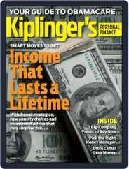 Kiplinger's Personal Finance (Digital) Subscription August 21st, 2013 Issue