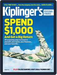 Kiplinger's Personal Finance (Digital) Subscription December 19th, 2012 Issue
